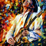 Leonid Afremov One Most Colorful Painters