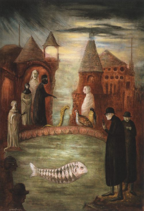 Leonora Carrington Surrealist Painter Sculptor Painting Tutt Art Pittura