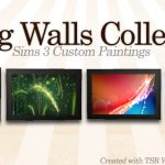Living Walls Collection Custom Sims Paintings Das Gro Forum Von