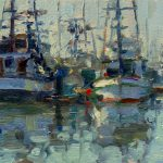 Lost Coast Daily Painters Boats Jim