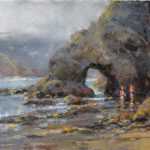 Lost Coast Daily Painters Gray Day Jim