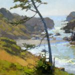 Lost Coast Daily Painters Luffenholtz Cypress Jim
