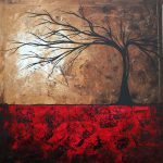 Lost Forest Madart Painting Megan