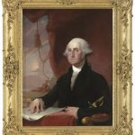 Louvre Abu Dhabi Acquires Gilbert Stuart Portrait Washington Artfixdaily News