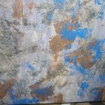 Make Abstract Painting Texture Art