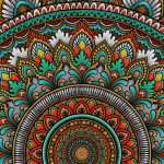 Make Ornate Mandala Art Radial Symmetry Autodesk