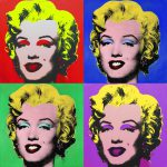 Marilyn Monroe Pcm Andy Warhol Pop Art Parody Stickers Pcmpoliticalfb
