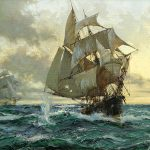 Marine Oil Paintings Montague Dawson