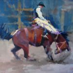 Mary Powell Artist Specializing Paintings American