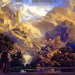 Masterpieces Maxfield Parrish Ranked