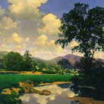 Maxfield Parrish Paintings Prints Ncma Manhasset