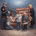 Mending Nation Original Work Mcnaughton Fine