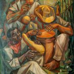Merengue Art Works Celebrating Popular Dominican