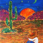 Mexico Impression Iii Painting Xueling
