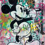 Mickey Mouse Berkeley Editions Fine