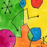 Miro Watercolor Painting Art Projects