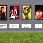 Mod Sims Anime Paintings Default Texture