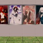 Mod Sims Ultimate Otaku Collection Almost Anime