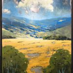 Modern Landscape Paintings Outdoor
