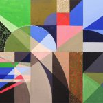 Modernist Icon Paintings Carl Holty