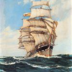 Montague Dawson One More Time