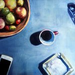 Morning Coffee Ritual New Painting Finished Zlatko Music