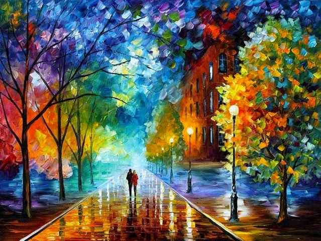 Most Beautiful Famous Paintings World One