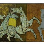 Most Expensive Husain Paintings Across World Lifestyle