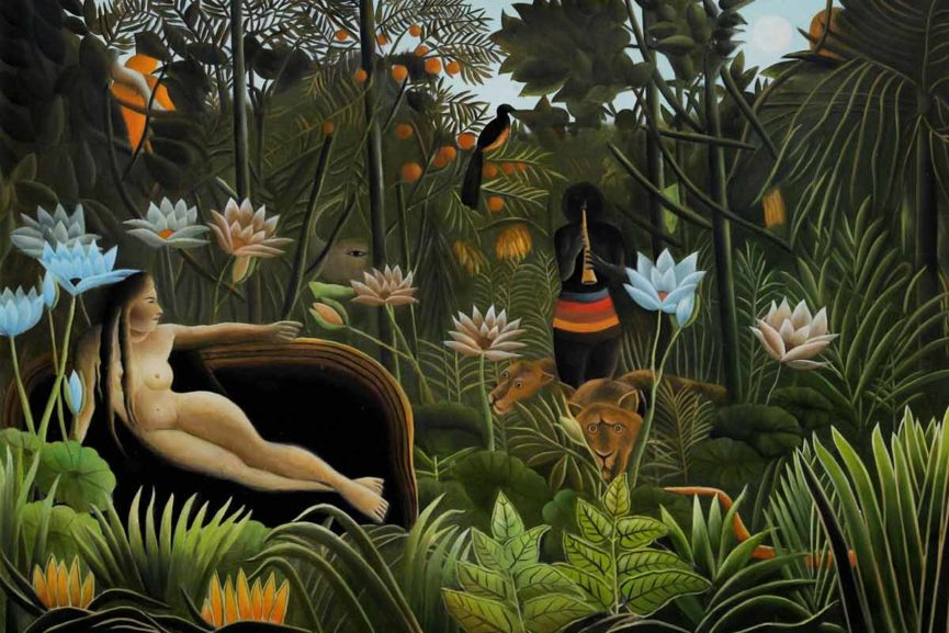 Most Famous Nature Paintings Evoke Great Outdoors