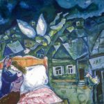 Most Famous Paintings Artworks Marc Chagall Artistic