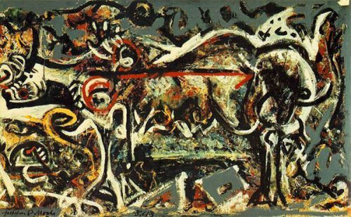 Most Famous Paintings Jackson Pollock Learnodo