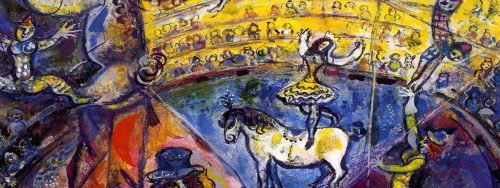 Most Famous Paintings Marc Chagall Learnodo