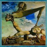 Most Famous Paintings Salvador Dali Learnodo