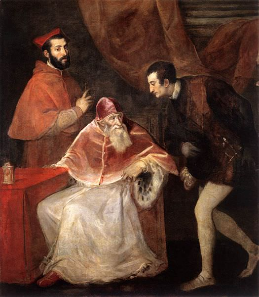 Most Famous Paintings Titian Learnodo