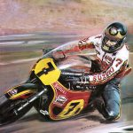 Motorcycle Racing Graham