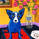 Musings Artist Wife Blue Dog Intellectual Property Guest
