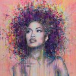 Natural Hair Art Sista