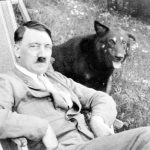 Nazi Propaganda Photos Reveal Hitler Soft Side Plays Dogs World News