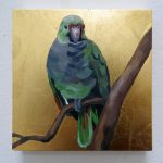 New Artwork Bird Oil Paintings Melissa