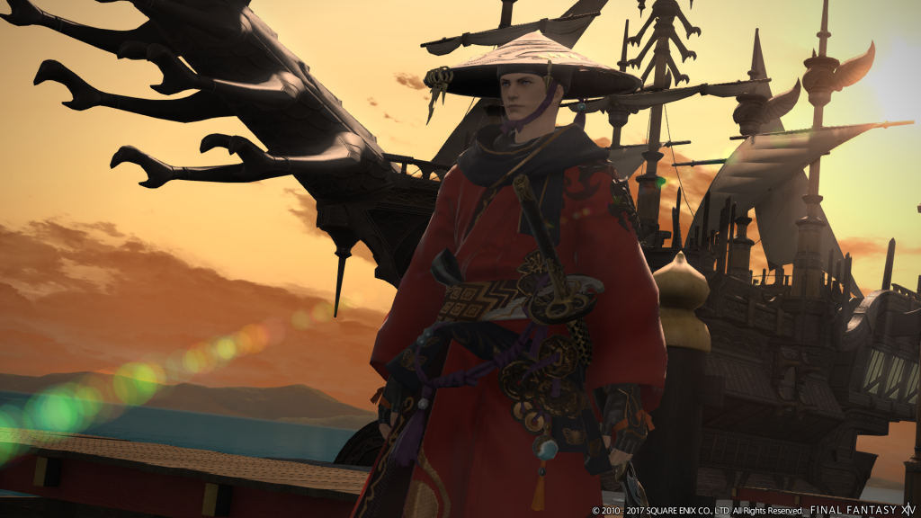 New Ffxiv Stormblood Screenshots Artwork Renders Gamer