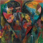 New Jim Dine Paintings Champagne