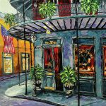 New Orleans Oil Painting Beata