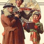 Norman Rockwell Home Holidays Museum American