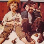 Norman Rockwell Paintings Chronological