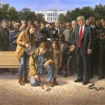 Not Forgotten New Trump Painting Jon Mcnaughton