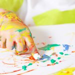Nourish Whole Finger Painting Nourishing Our