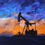 Oil Gas Art Paintings Greg