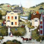 Old Dog Livery Americana Villages Country Life