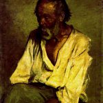 Old Fisherman Pablo Picasso