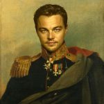 One Artist Turned Today Celebs Into Old School Military Knight Paintings